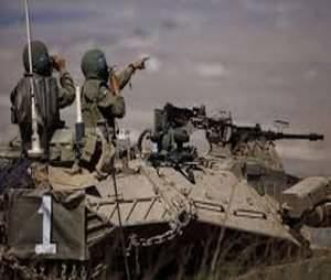 Israel Forces in Syria
