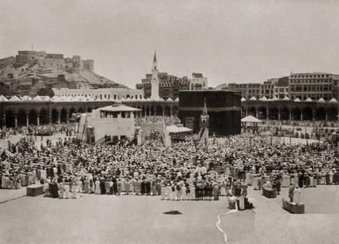 Hajj Before 100 Years