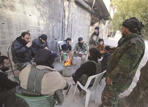 Nusra and Ahrar Al Sham