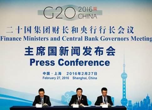 China G20 Finance Meeting
