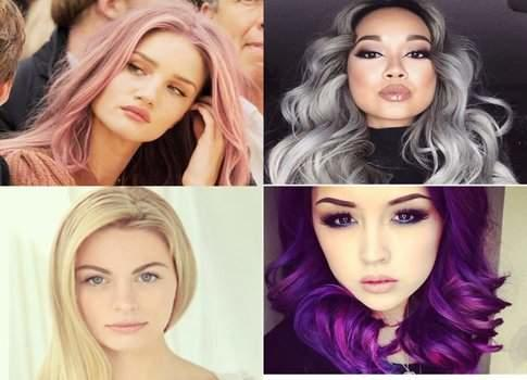 Hair Color For Summer 2016