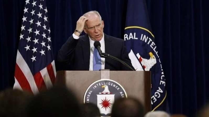 CIA and Syria