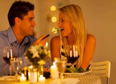 Advices For A Romantic Dinner