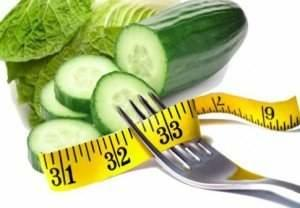 Cucumber and Diet