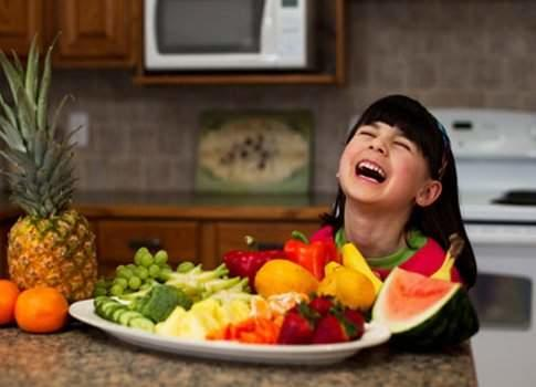 Fruits and Happiness
