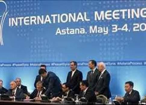 Astana Accord and The New Game