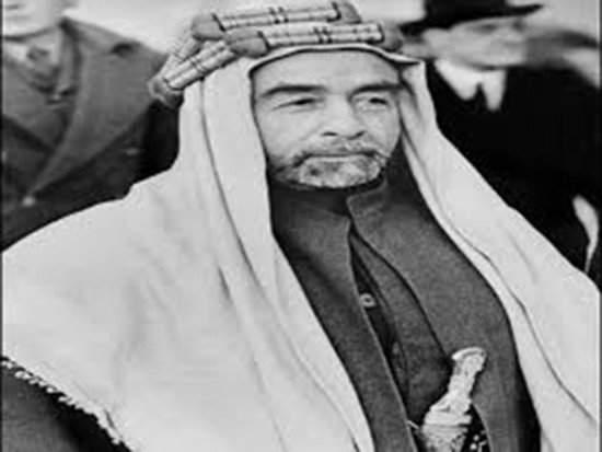 King Abdulla The First