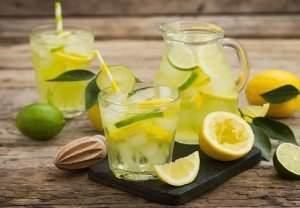 Water and Lemon Benefits