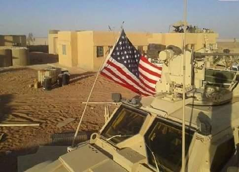 Americans Closed Their Base in South of Syria