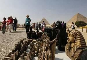 Egypt Participating in Tourist Exhibition In Russia