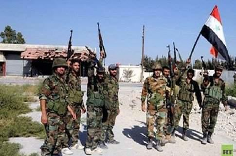 Syrian Army Successes