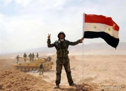 Syrian Army in The Eastern Euphrates
