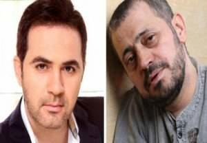 Wael Jassar and George Wassouf