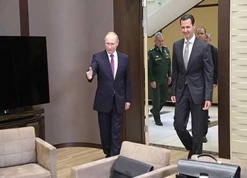 Assad In Russia Again