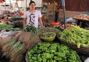 Kwait and Egyption Vegetables