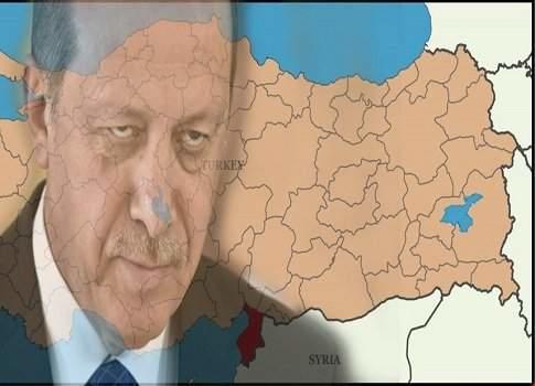 Turkish Greed in Syria