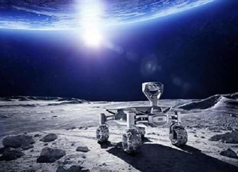 First Mobile Network On Moon